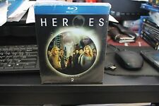 Heroes - Season 2 (Blu-ray, 2008, 4-Disc Set)