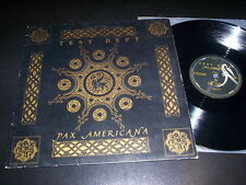 """Test Dept. """"Pax Americana"""" 12"""" Ministry Of Power – MOP5T Uk 1990"""