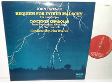 LRL1 5104 John Tavener Requiem For Father Malachy Canciones Espanolas