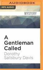 Mrs. Norris: A Gentleman Called by Dorothy Salisbury Davis (2016, MP3 CD,...