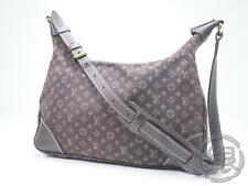 """Best Buy"" AUTH PRE-OWNED LOUIS VUITTON MINI LIN BOULOGNE TOTE BAG M95225 161051"