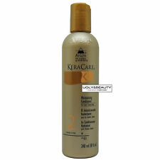KeraCare Moisturizing Conditioner for Color Treated Hair 8 Oz with Free Gift