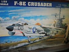 TRUMPETER 1/32nd F8-E  NAVY. CRUSADER ( # 02272 )