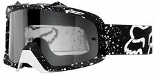 Fox Racing AIRSPC Air Space MX Motocross Goggles CLOSEOUT Flight Black / Clear