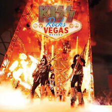 VINYL - KISS - KISS ROCKS VEGAS - SEALED