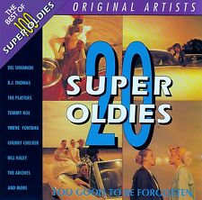 20 SUPER OLDIES - TOO GOOD TO BE FORGOTTEN / CD (COMPANION 6188292)