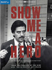 SHOW ME A HERO 2016 (6 Hour Mini-Series) Blu Ray WINONA RYDER Oscar Isaac