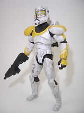 Custom Star Wars Clone Wars Commando Gregor 3.75in figure sith jedi mandalorian