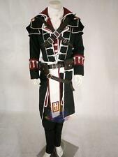Assasins Creed Rogue Shay Patrick Cormac Costume Custom Made Cosplay Fancy Dress