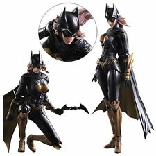 "Play Arts Kai ~ Batman Arkham Knight ~ No.5   BATGIRL  ~ 10""  Action Figure 2016"