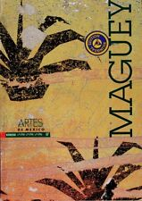 Artes de Mexico issue art on Maguey agave plant Bilingual Edition