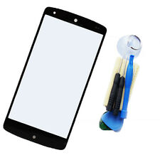 Front Screen Glass Lens Replacement Part For LG Google Nexus 5 D820 D821 +Tools