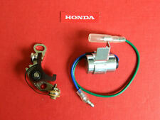 honda cb100 cl100 xl100 sl100 cb125 cl125 tune up CONDENSER & CONTACT POINTS KIT