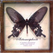 Classic Rock Magazine Metamorphosis (CD) From Issue 187 Hard Rock Compilation