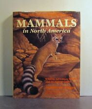 Mammals in North America, From Arctic Ocean to Tropical Rain Forest