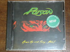 POISON Open up and say..ahh! CD NEUF