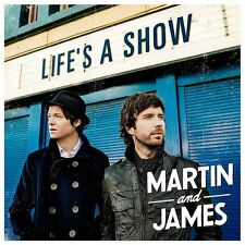 Martin and James - Life's a Show (Ltd. Edt.) (OVP)