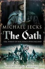 The Oath (Knights Templar)-ExLibrary