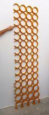 Ensemble de panneaux éléments modulables Paravent decorative design 70'S panels