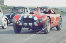 Allard JR 3401 JACOB BUCHER Watkins Glen 1957 Seneca COPPA