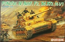 Dragon / DML 1:35 Panzer Pz.Kpfw IV Ausf F2 Sd.Kfz 161/1 Plastic Model Kit #9019
