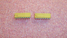 QTY (25) MDP1601-202G 16 PIN DIP 2K Ohm  2% BUSSED RESISTOR NETWORKS NOS 1 TUBE