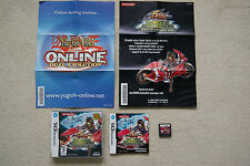 Yu-Gi-Oh 5D's Stardust Accelerator World Championship 2009 Nintendo DS Game