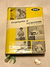 Encyclopedia of Needlework by Therese de Dillmont, ca. 1960 D.M.C. Library 800pp