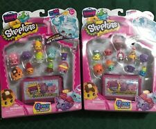 New Shopkins Season 4 2 12 Packs Perkins Stack Display Case Limited Edition Rare