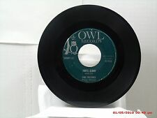 DENNY LEE -(45)- JUDY'S CLOWN / COOLY MOOLY (INSTRUMENTAL) - OWL  45-1036 - 1963