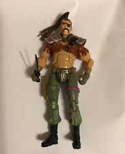 Custom Zanzibar Dreadnok GI Joe figure