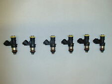 6 Genuine Bosch 210lb 2200cc fuel injectors Honda Audi VW Mazda Dodge Toyota GM