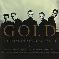 SPANDAU BALLET best of HITS cd GOLD lifeline TRUE chant FREEZE paint me down