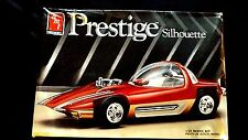 Model Kit Sihouette Custom Show Car & Trailer AMT Prestige Series 1:25 Big Box
