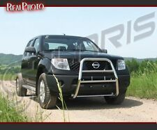 NISSAN NAVARA 2006-2010 BULL BAR, NUDGE BAR, A BAR STAINLESS STEEL + GRATIS!!!