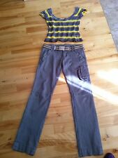 Miss Sixty Aviator jeans and sweater Made in Italy size 29