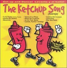 Red Hot Rhythm Makers - The Ketchup Song    *** BRAND NEW CD ***