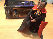 VTG Battery Operated Animated Vampire Halloween Factory Gemmy Industries, in box
