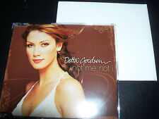 Delta Goodrem Not Me Not I Australian Limited Poster Pack CD 1 Single - Like New