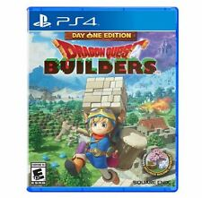 Dragon Quest Builders: Day One Edition (Sony PlayStation 4, 2016)
