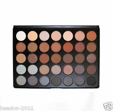 NEW*MORPHE BRUSHES 35k- 35 COLOR KOFFEE  Eye Shadow Palette 100% Authentic