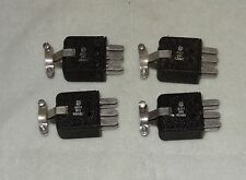 4X Jones plug 6 pin for Quad II amplifier and QC2 preamplifier