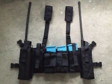 Toysoldier Replica AWS Chest Rig strike vest black hawk down delta d boy