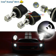 2PC 880 899 High Power 30W CREE 6000K HID White LED Bulbs For Fog Driving Lights