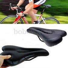 Road MTB Mountain Bike Bicycle Saddle Seat Soft Comfort Gel Pad Cushion Cover