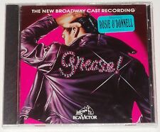 Grease 1994 Broadway Revival Cast - Rosie O'Donnell CD Jun-1994, RCA Victor