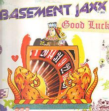 BASEMENT JAXX - Good Luck - XL Recordings