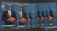 (32) COUNT LOT ALONZO MOURNING 1992-93 UPPER DECK ROOKIE CARD #2