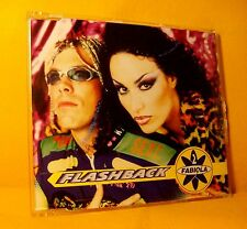 MAXI Single CD 2 Fabiola Flashback 5TR 1998 Trance