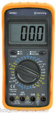 PROFESSIONAL DIGITAL MULTITESTER multimeter test multi meter volt amp  MTM01